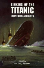 Jay Henry Mowbray The Sinking of the Titanic