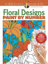 Mazurkiewicz, Jessica Creative Haven Floral Designs Paint by Number