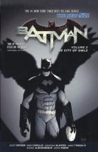 Snyder, Scott Batman 2