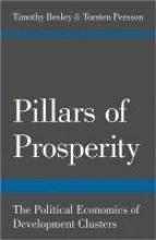 Timothy Besley,   Torsten Persson Pillars of Prosperity