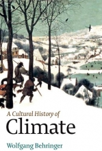 Behringer, Wolfgang A Cultural History of Climate
