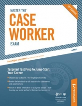 Peterson`s Master the Case Worker Exam