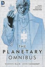 Ellis, Warren The Planetary Omnibus