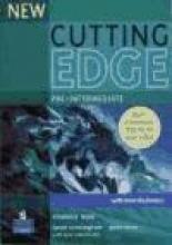 Cunningham, Sarah,   Moor, Peter Cutting Edge Pre-intermediate New Editions Student`s Book