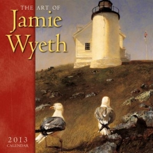 The Art of Jamie Wyeth Calendar