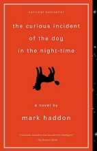 Haddon, Mark Curious Incident of the Dog in the Night-Time