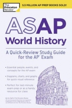 The Princeton Review ASAP World History