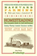 Pezza, Kim Homesteading