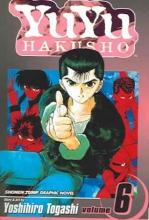 Togashi, Yoshihiro YuYu Hakusho 6