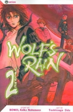Bones, Keiko Nobumoto Wolf`s Rain 2