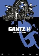 Oku, Hiroya Gantz 14