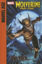 Van Lente, Fred Marvel Age Wolverine First Class 1
