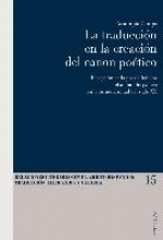 Camps, Assumpta La traducción en la creación del canon poético