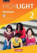 ,English G Highlight 02: 6. Schuljahr. Workbook mit Audios online. Hauptschule