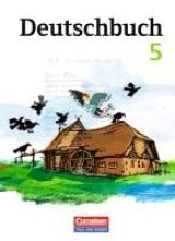 Bowien, Petra,   Holthuis-Huff, Susanne,   Hoppe, Irene,   Ihlo, Birgit,Deutschbuch 5. Schuljahr. Schülerbuch Gymnasium Östliche Bundesländer und Berlin
