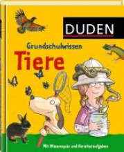 Sust, Angelika Grundschulwissen - Tiere
