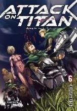 Isayama, Hajime Attack on Titan 06