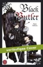 Toboso, Yana Black Butler 06