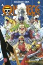 Oda, Eiichiro One Piece 38. Rocketman!