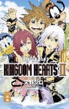 Amano, Shiro Kingdom Hearts II 10