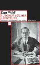 Wolff, Kurt Autoren-Bücher-Abenteuer