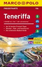 , MARCO POLO Freizeitkarte Teneriffa 1:100 000