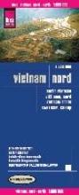 , Reise Know-How Landkarte Vietnam Nord 1 : 600.000