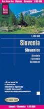 , Reise Know-How Landkarte Slowenien 1 : 185.000