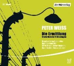 Weiss, Peter Die Ermittlung