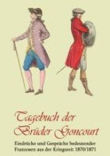 Tagebuch der Brder Goncourt