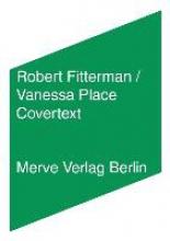 Fitterman, Robert Covertext