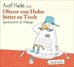 Hacke, Axel Oberst von Huhn bittet zu Tisch