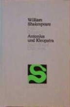 Shakespeare, William Antonius und Cleopatra. (Gesamtausgabe, 3)