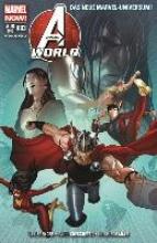 Spencer, Nick Avengers World 03