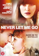 Never Let Me Go DVD /