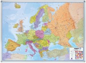 , Landkaart Legamaster Europa 100x137cm