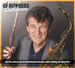 ", Gé Reinders – ""Oetblaoze""(CD)"