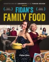 Fidan  Ekiz Fidan`s family food