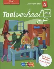 Hetty van den Berg, Tamara van den Berg, Jannie van Driel-Copper, Irene  Engelbertink Taalverhaal.nu Taal 4 Leerlingenboek