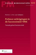 I.J.F.A. van Vijfeijken , Fictieve verkrijgingen in de successiewet 1956