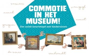 Sybo de Geus , Commotie in het museum