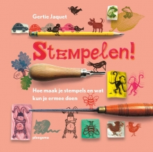 Gertie  Jaquet Stempelen!