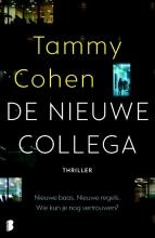 Tammy  Cohen De nieuwe collega
