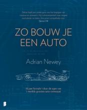 Adrian Newey , Zo bouw je een auto