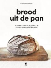 Ilona  Chovancova Brood uit de pan