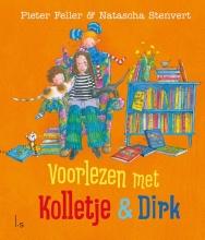 Natascha Stenvert Pieter Feller, Voorlezen met Kolletje en Dirk