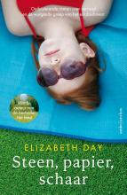 Elizabeth Day , Steen, papier, schaar