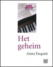 Anna  Enquist Het geheim (grote letter) - POD editie