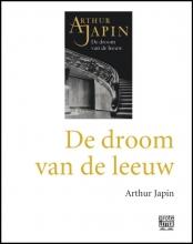 Arthur  Japin De droom van de leeuw (grote letter) - POD editie