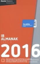 E.A. de Blécourt W. Buis  S. Stoffer  P.M.F. van Loon, Elsevier IB Almanak 2016 2